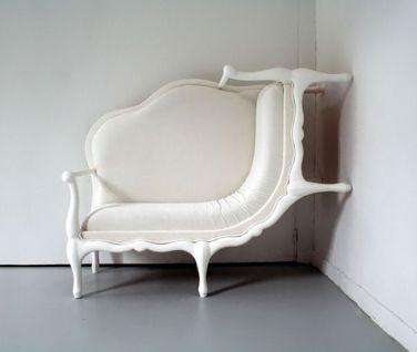 mon fauteuil plein d'humour