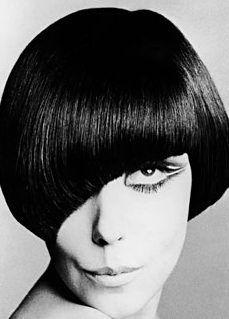 Mary Quant 1 coiffée par vidal sassoon