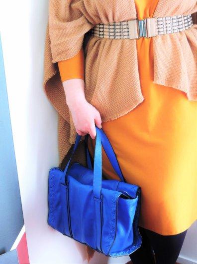 Mon sac bleu Zara