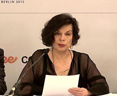 Bianca Jagger - Festival du film à Berlin en 2015 2015
