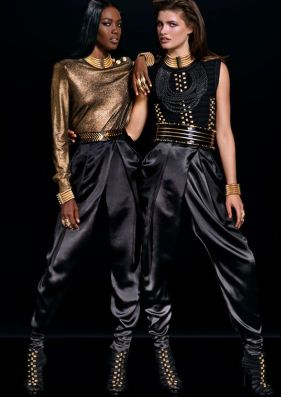 Lookbook Balmain H&M 2015