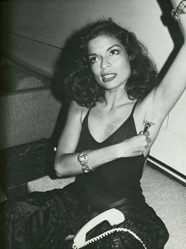 Bianca Jagger au Studio 54