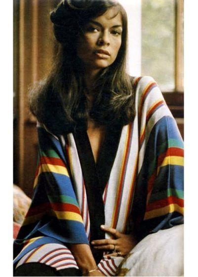 Bianca Jagger - 1970