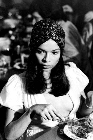 Bianca Jagger - Studio 54 - 1978