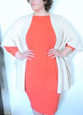 N'sqol - What I wear - model: Jordane