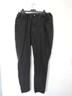 Mon jean gris