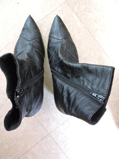 Mes chaussures achetées chez Chausse mini maxi il y a plusieurs années