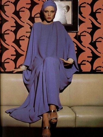 Home to wear - Givenchy 1970
