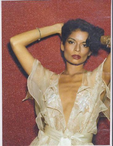 Bianca Jagger époque studio 54