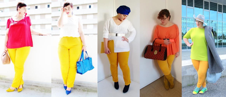 récap pantalon jaune bonprix looks nsqol