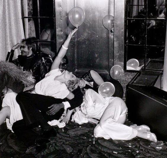 Studio 54 - Nouvel an 1978 - quand la fête est finie