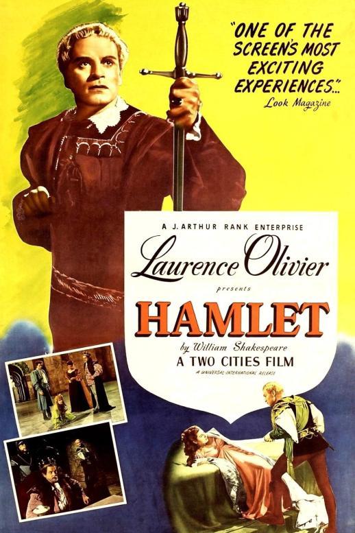 Hamlet de Laurence Olivier