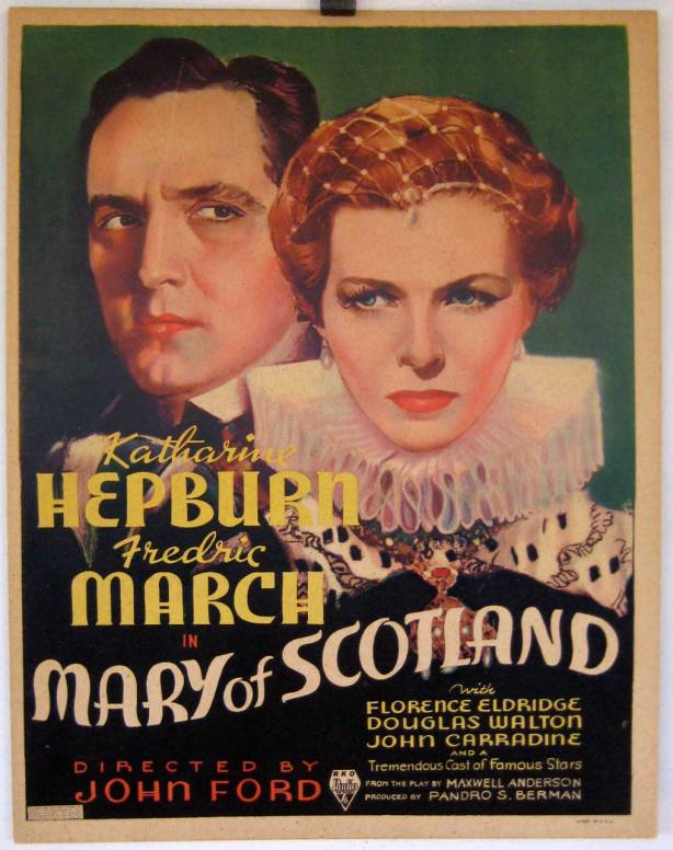 Mary Of Scotland de John Ford