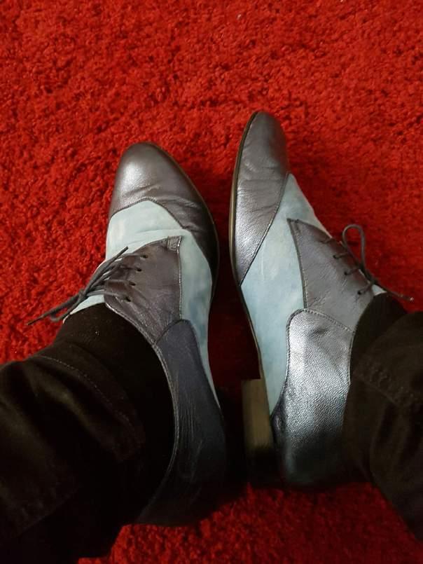 Mes chaussures de chez Chauss' mini maxi