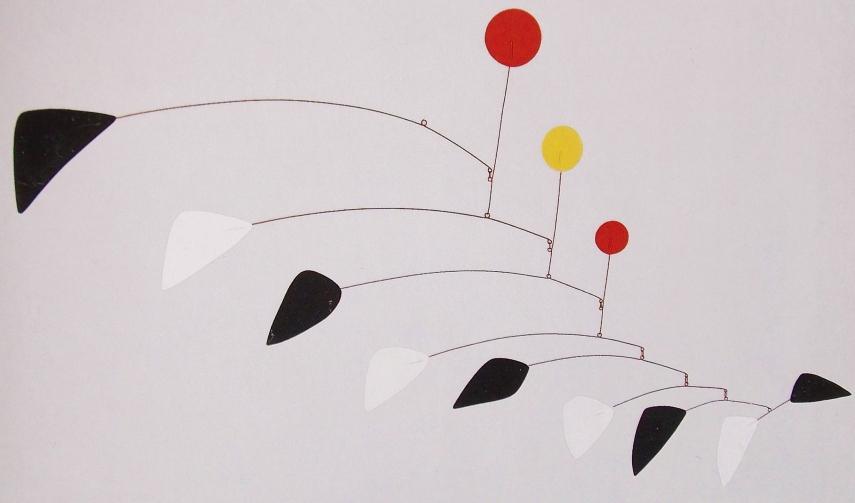 Création d'Alexander Calder