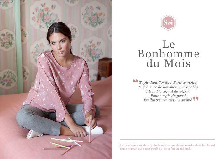 Soi Paris - Le bonhomme du mois