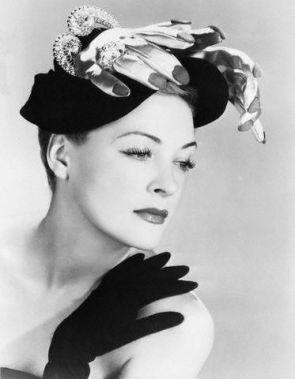 Le chapeau gant d'Elsa Schiaparelli