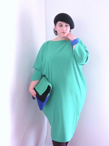 Nsqol - La robe verte