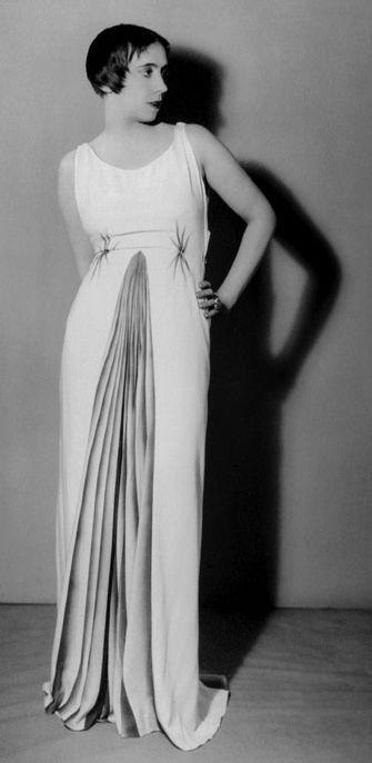 Elsa S. en Elsa photographiée par Man Ray en 1931