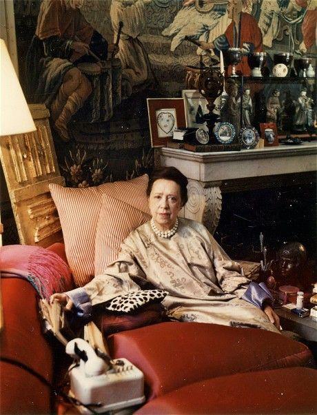 Elsa Schiaparelli en 1969