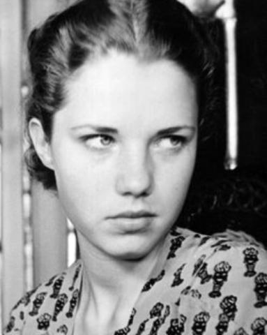 La comtesse Maria Luisa Yvonne Radha de Wendt de Kerlor, fille d'Elsa Schiaparelli