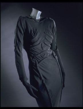 La robe squelette d'Elsa Schiaparelli - 1938