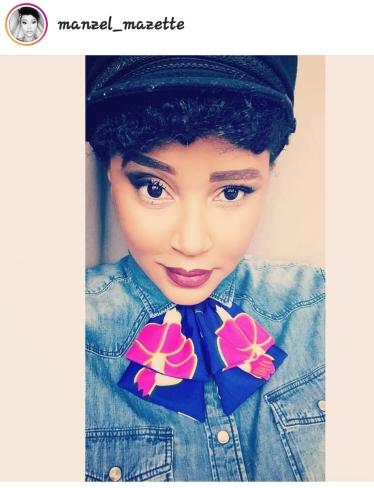 Ketty, créatrice de Manzel Mazette