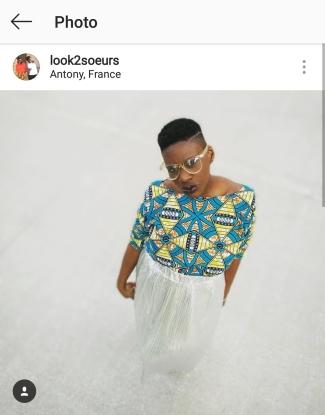 Larissa - Look 2 soeurs